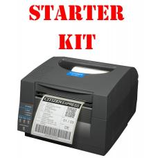 Citizen CL-S521 Direct Thermal Starter Kit (200dpi)