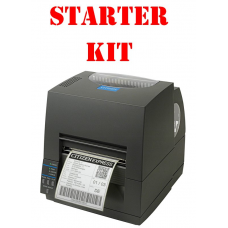 Citizen CL-S621 Thermal Transfer Starter Kit (200dpi)