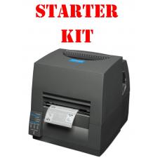 Citizen CL-S631 Thermal Transfer Starter Kit (300dpi)
