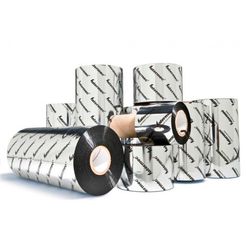 Intermec 1-130646-17 Thermamax 2040- 88mm x 220m Wax Resin Ribbon