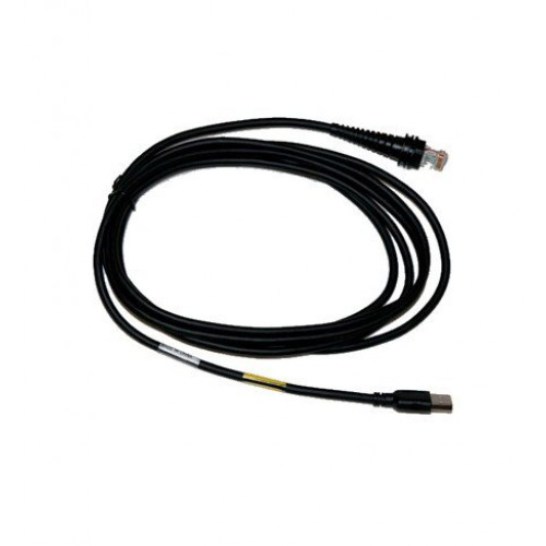 CBL-500-500-C00 Honeywell 16.4ft Coiled USB Cable (5V Host Power)