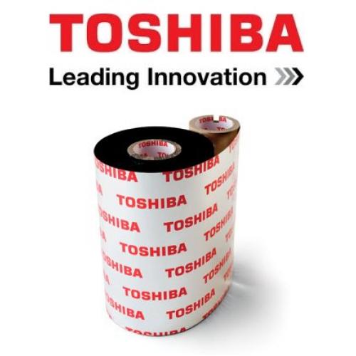 Toshiba TEC B8530220AG3 - 220mm x 300m Wax Resin Ribbon