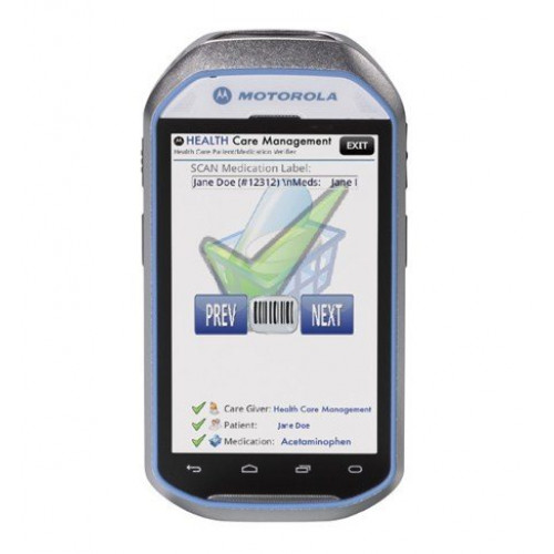 Zebra MC40-HC - Healthcare Mobile Computer