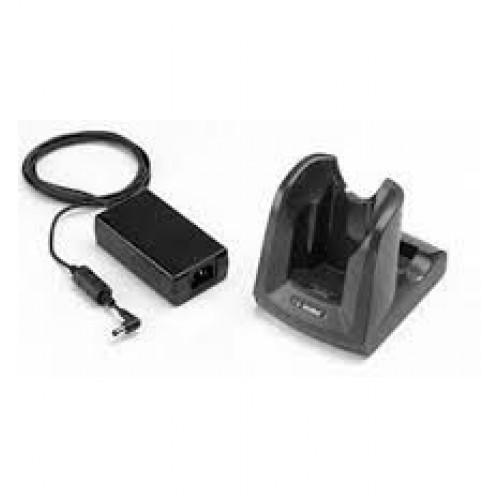 CRD3000-101RES - Zebra MC3XXX Single Slot Serial/USB Cradle Kit (INTL)