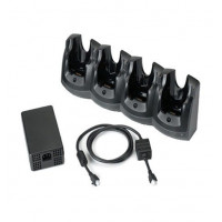 CRD5501-401CES Zebra 4 Slot Charge Only Cradle Kit