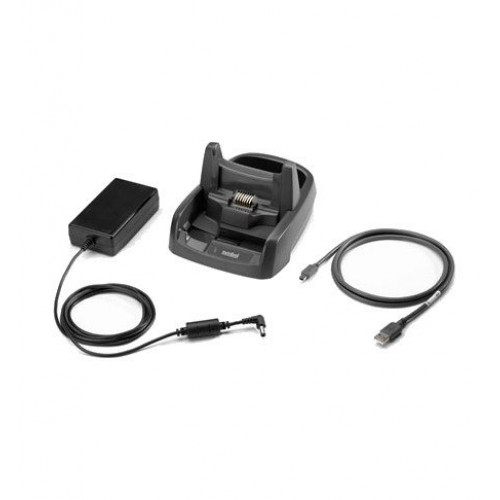 CRD4000-111UES - Zebra WT4000 Series Single Slot Cradle Kit (Energy Star)