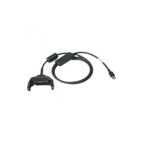 25-108022-03R - Zebra USB Charge/Communication Cable From Terminal To Host System