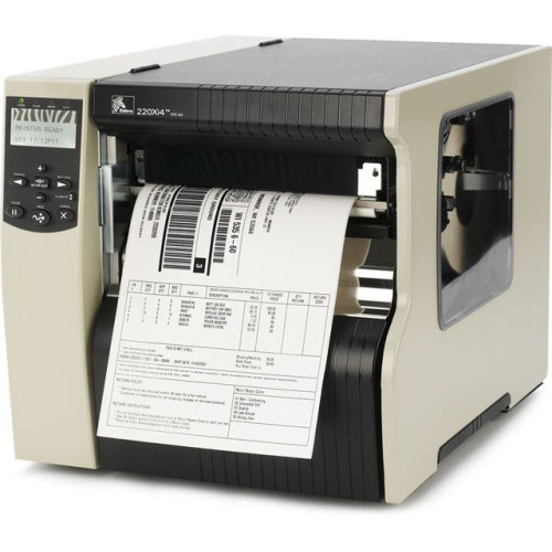Zebra 220Xi4 Industrial, High-Volume Barcode Label & Tag Printers