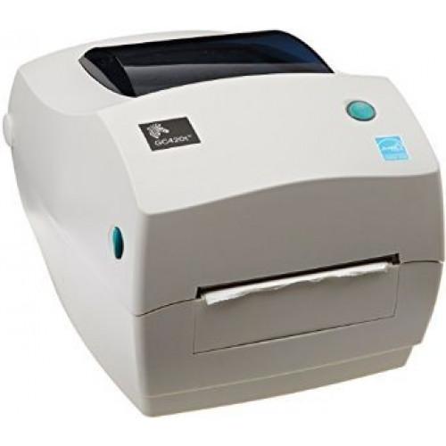 Zebra GC420t Compact Desktop Barcode Label Printer