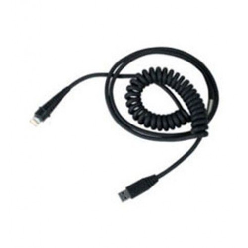 CBL-503-300-C00 - Honeywell 9.8ft Coiled USB Cable (12v Locking)