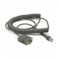 CBL-600-400-C00 - Honeywell 13.1ft Coiled IBM Cable (12V Power)