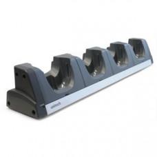 Unitech 5000-602217G 4-slot Desktop Ethernet Cradle for PA600 series