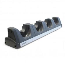 Unitech 5000-900001G PA968 Desktop 4-slot Ethernet cradle
