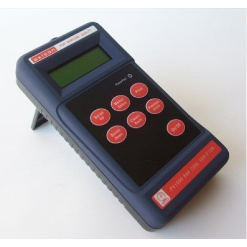 Axicon PV Series Portable Verification