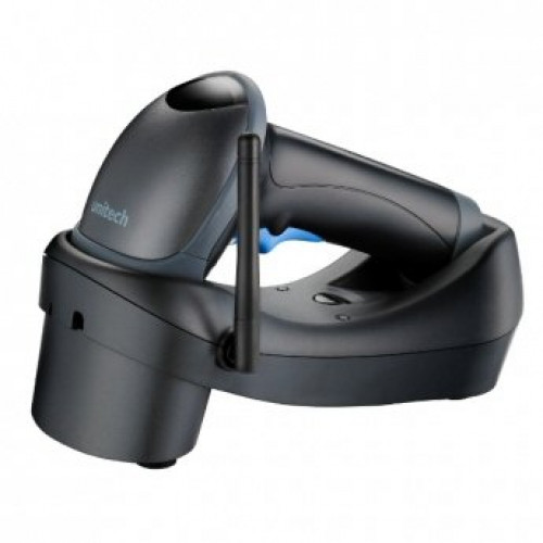 Unitech MS840 Cordless 1D Laser Barcode Scanner
