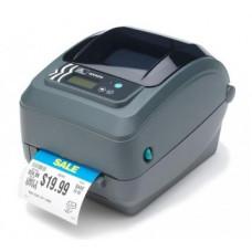 """Zebra GX420t 4"""" Thermal Transfer Desktop Label Printer"""
