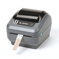 "Zebra GX420d 4"" Direct Thermal Desktop Label Printer"