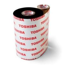 Toshiba TEC BEV10110AW6F- 110mm x 100m Wax Ribbon
