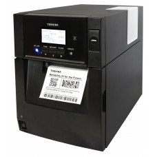 Toshiba TEC BA410 Mid-range metal-case TT label printer (BA400 Series)