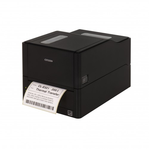 Citizen CL-E321 - Desktop Thermal Transfer Label Printer