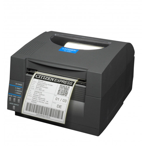 "Citizen CL-S521 4"" Direct Thermal Desktop Label Printer"