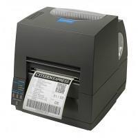 "Citizen CL-S621 4"" Thermal Transfer Desktop Label Printer"