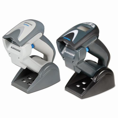 Datalogic Gryphon I GM4100 Wireless Barcode Scanner Kit