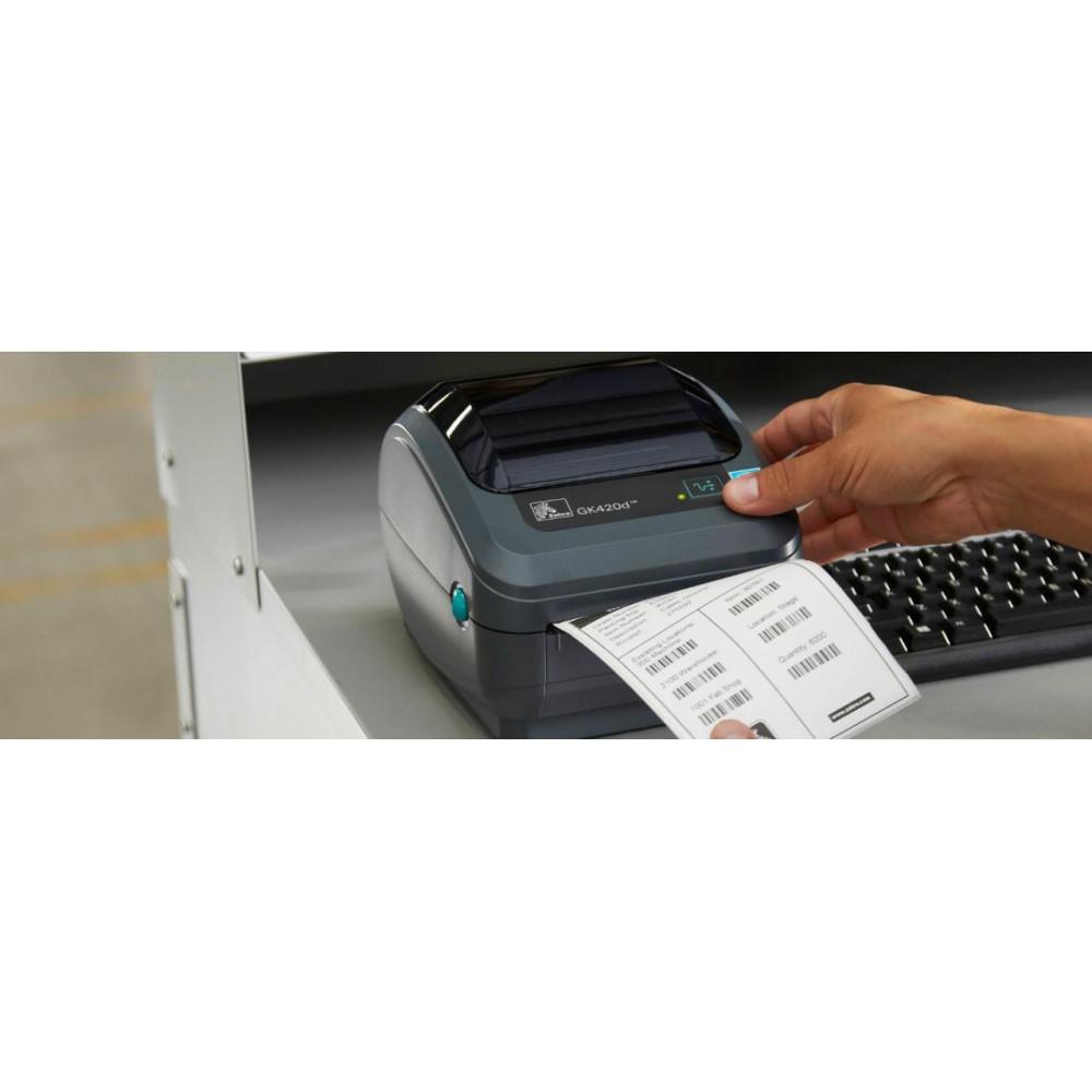 Buy Zebra GK420d 4 inch Direct Thermal Desktop Label ...