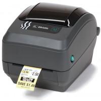 """Zebra GK420t 4"""" Thermal Transfer Desktop Label Printer"""