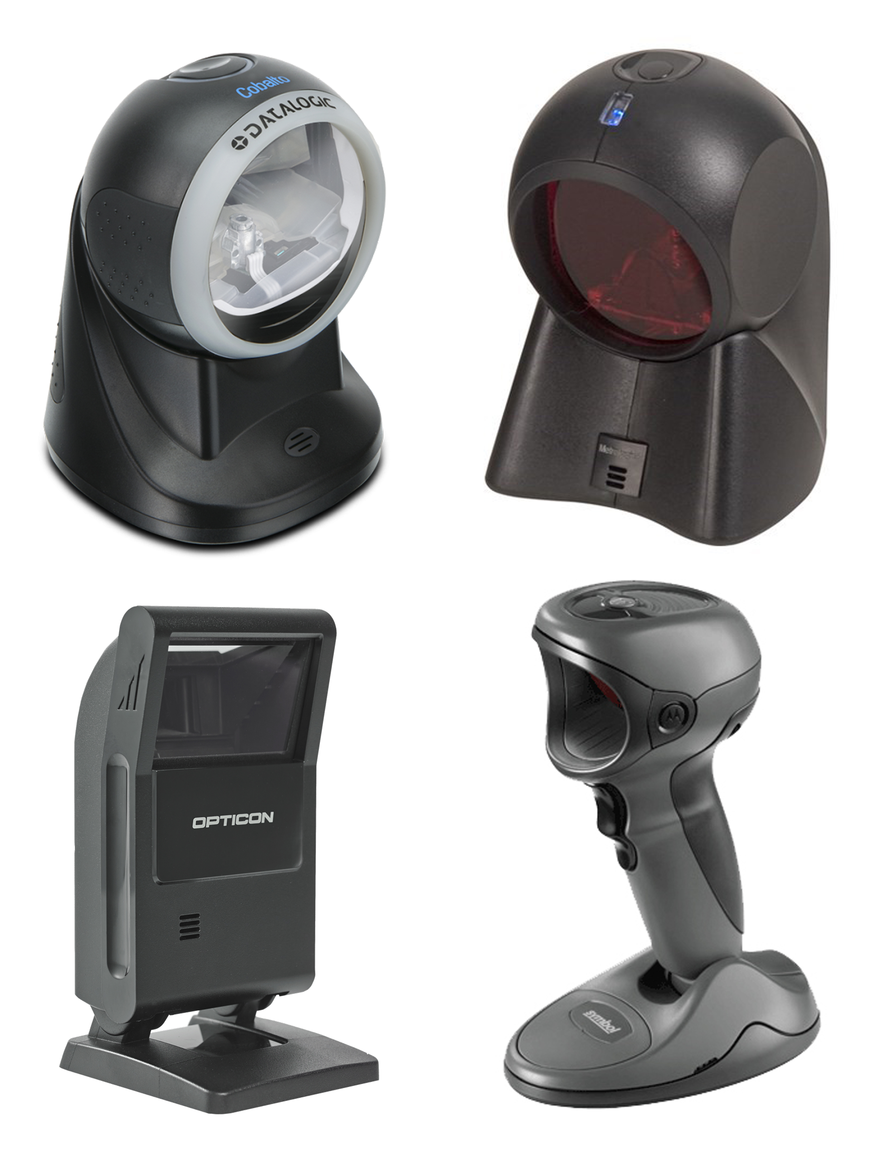 Hands-Free/Presentation Barcode Scanners