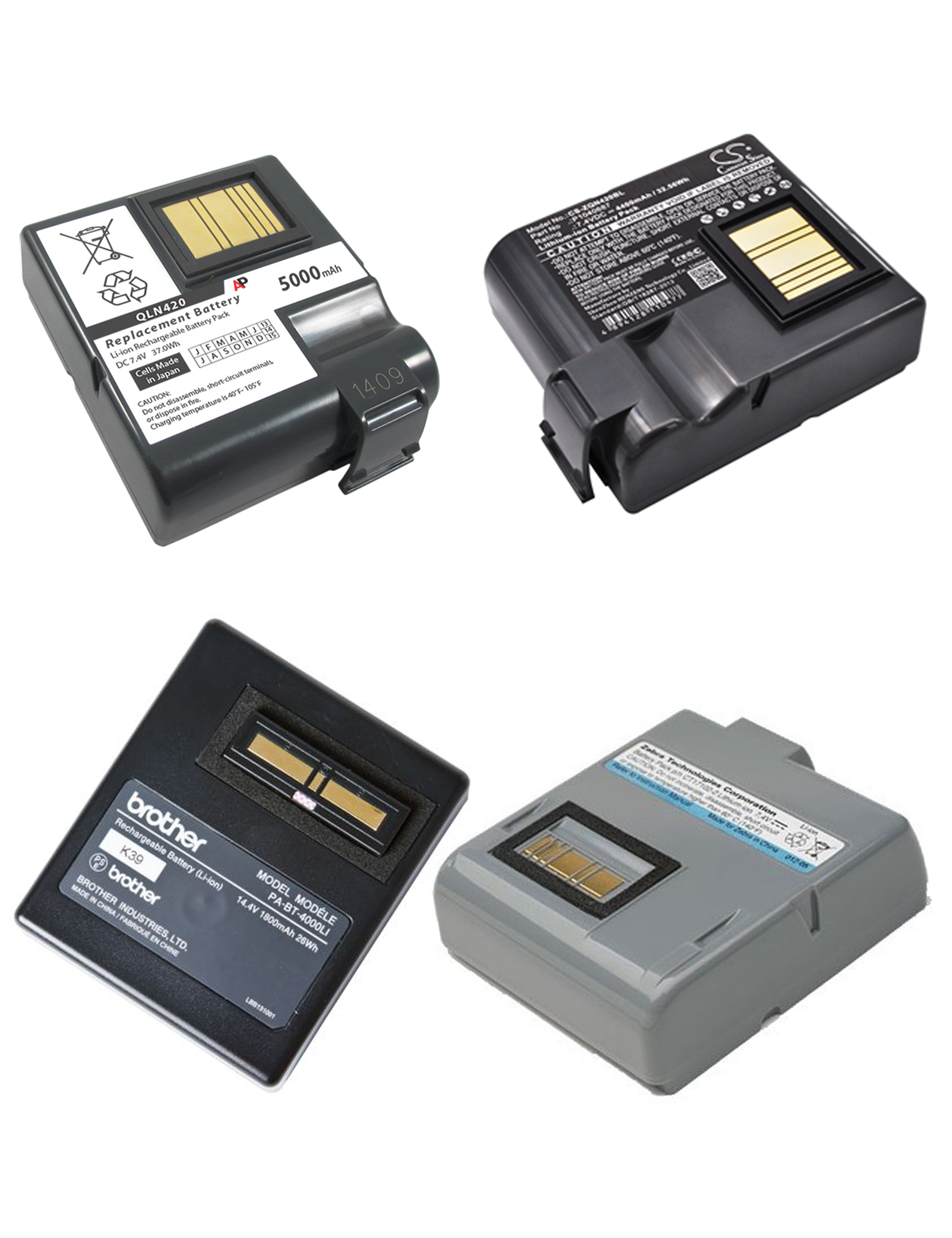 Printer Batteries