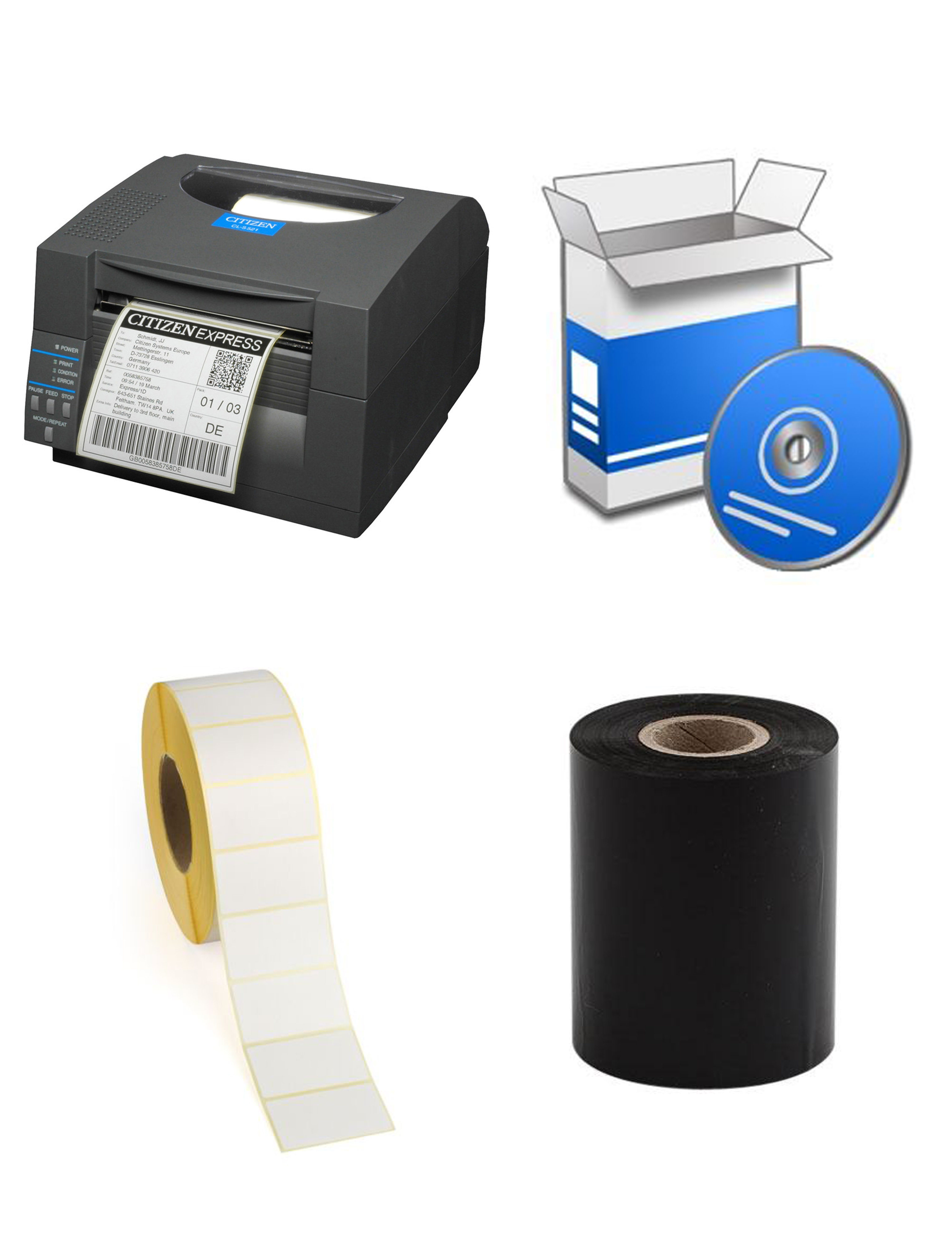 Printer Packages
